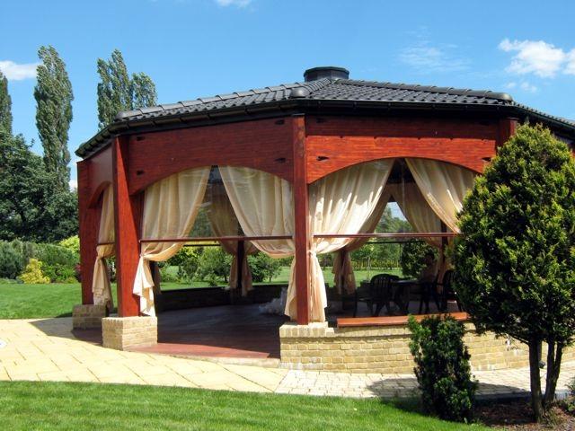 Osłony Zabudowy Altan Restauracji Ogrodów Zimowych