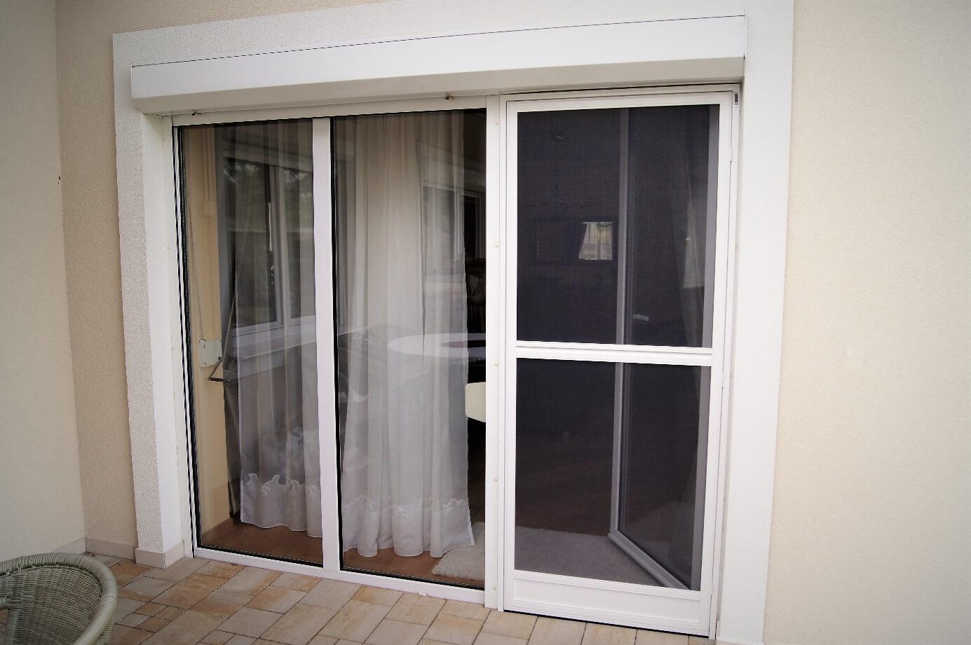 Moskitiery Otwierane Drzwiowe